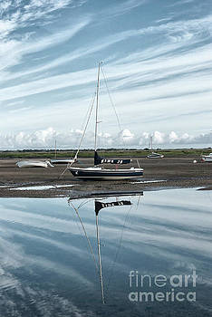 Hawk 20 Brancaster Staithe Norfolk by John Edwards