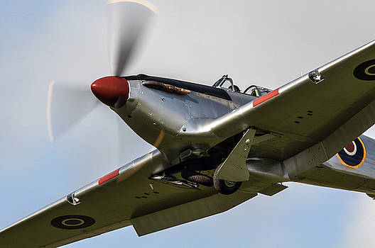 Hawker Hurricane AG244  by Jason Green