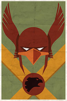 Hawkman by Michael Myers