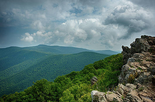 Hawksbill Mountain II by Lara Ellis