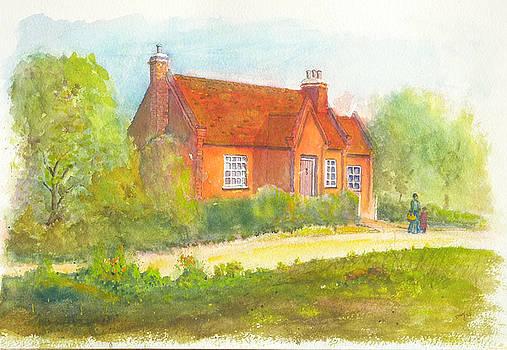 Hawkwell Cottage, UK by David Godbolt