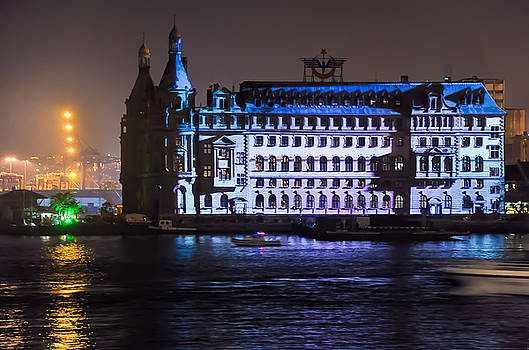 Haydarpasha Train Station in Istanbul by Freepassenger By Ozzy CG