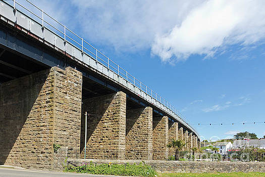 Hayle Railway Bridge by Terri Waters