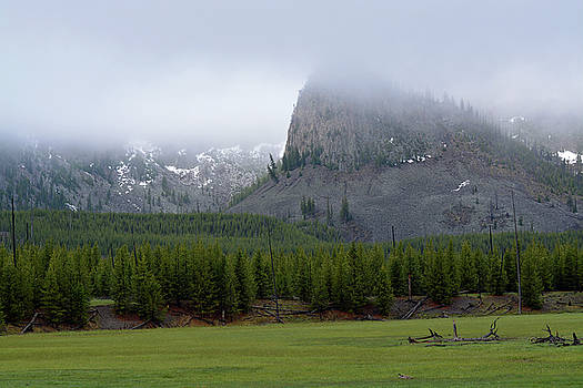 Haynes Mountain Spring by Bruce Gourley