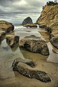 Jedediah Hohf - Haystack Rock, Pacific City, OR