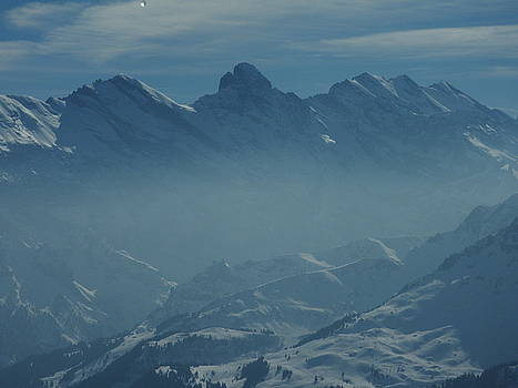 Haze in the Valley by Ernst Dittmar