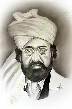 Hazrat Babu Je Golarvi by Asif Javed Azeemi