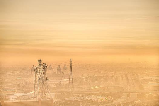 Hazy Apocalypse by Ray Warren
