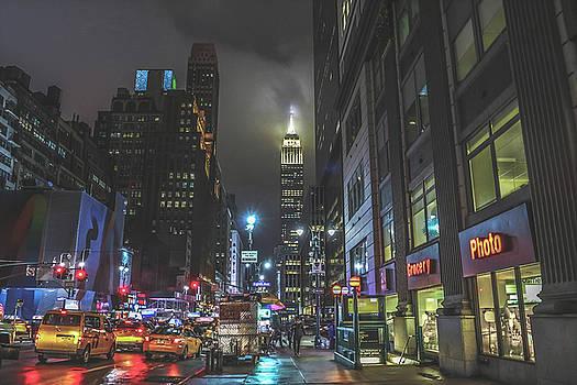 Jimmy McDonald - Hazy in Manhattan