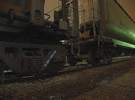 Scott Hovind - HDR Rail Cars