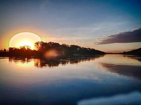 Hdr river fun by Dustin Soph