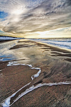 HDR Shoreline by Robert Biaselli
