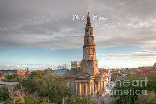 He is Risen by Dale Powell