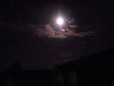 He set the moon in place by Deborah Finley