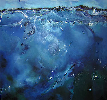 Head Above Water by Judy  Blundell
