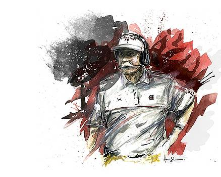 Head Ball Coach by Dave Baysden