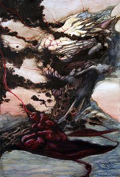 Head Like a Hole by Tijmen Brozius