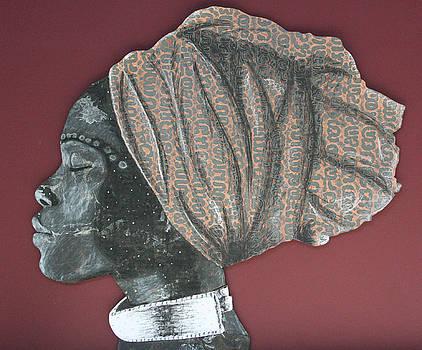 Rufus Royster - Headdress 2