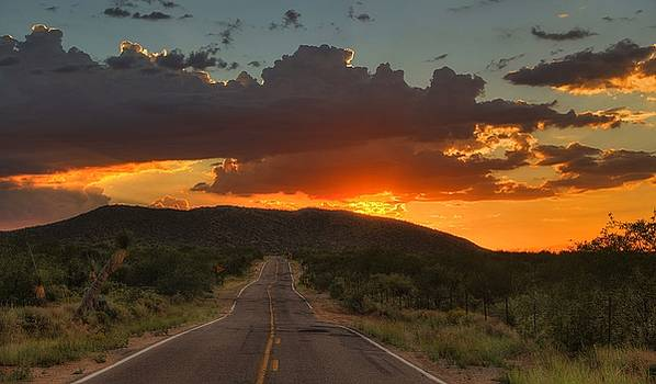 Desert Sky by Kimmi Craig