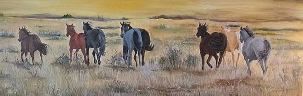 Heading Out by Connie Rowsell