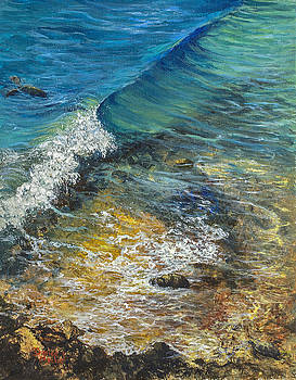 Heading Out To Sea by Darice Machel McGuire