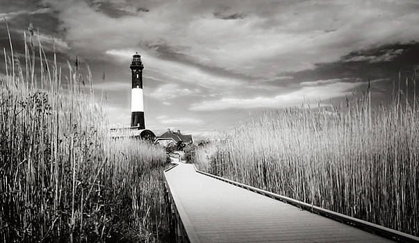 Heading to the Lighthouse by Vicki Jauron