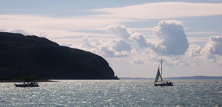 Headland by Nick Thomas
