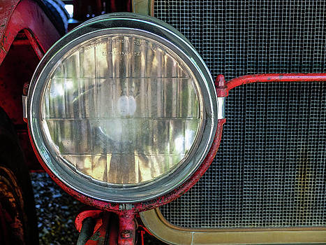 Headlight by Kelly E Schultz