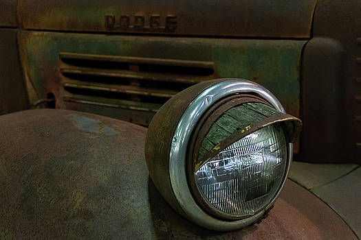 Headlight Shade by Guy Shultz