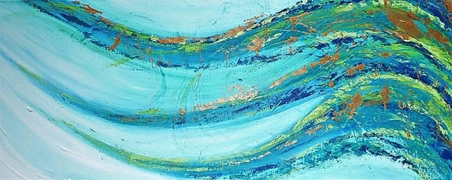 Healing Angel by Deborah Brown Maher
