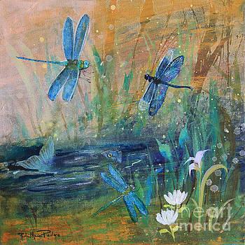 Healing Dragonflies by Robin Maria Pedrero