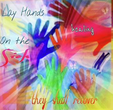 Healing Hands by Paula Stacy Adams