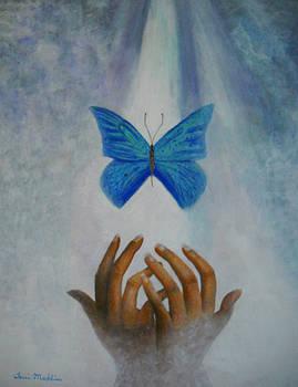 Healing Hands by Terri Maddin-Miller