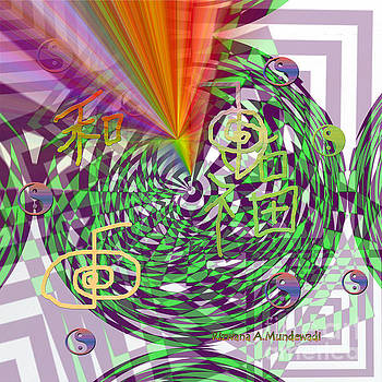 Healing Rays of Cho ku Rei by Rizwana Mundewadi
