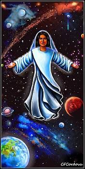 Healing spirit 1 by Carmen Cordova