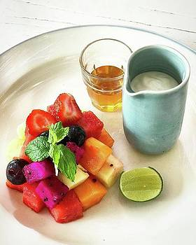 Healthy Breakfast, Fresh Seasonal by Arya Swadharma
