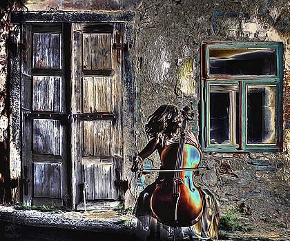 Hear the Cello Sing by Pennie  McCracken