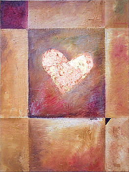 Heart 2 by Leslie Marcus
