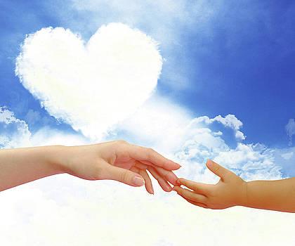 Heart And Hands by Prasert Chiangsakul