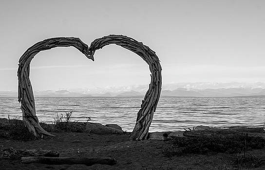 Heart Arch by Trance Blackman