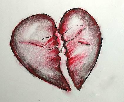 Heart Break by Akshatha Karthik