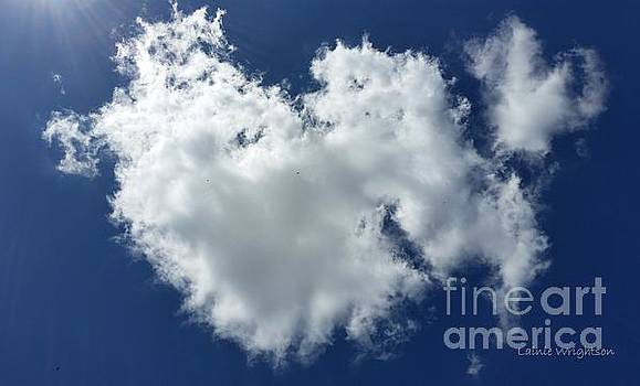 Heart Clouds by Lainie Wrightson