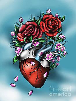 Heart by Curiobella- Sweet Jenny Lee