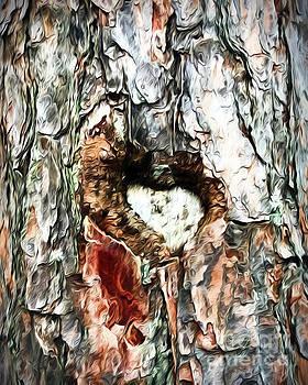 Heart In the Tree by Kerri Farley