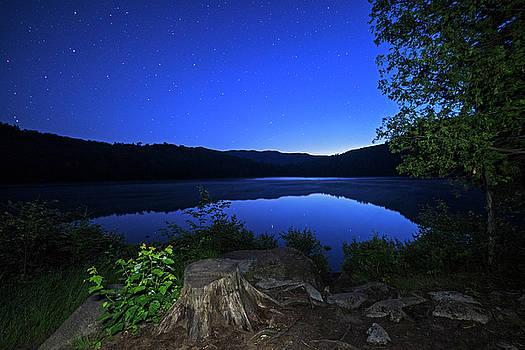 Toby McGuire - Heart Lake at Twilight Adirondack Loj North Elba New York NY