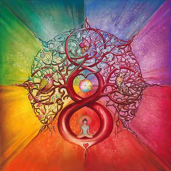 Heart of Infinity by Anna Ewa Miarczynska