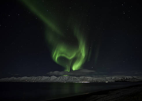 Heart Of Northern Lights by Frodi Brinks