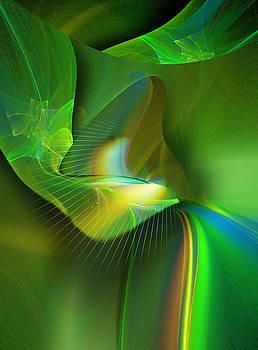 Heart of  Plants by Ricardo Szekely