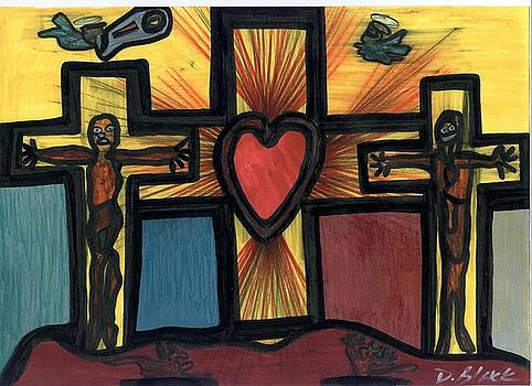 Heart of the Savior by Darrell Black