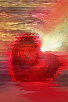 Heart Of The Setting Sun by Linda Sannuti